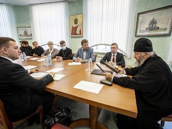 Традиционная встреча главы митрополии с ректорами вузов состоялась в Кемерове