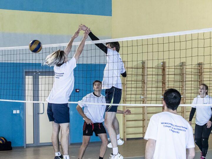 18 сентября 2021 г. Межконфессиональный турнир по волейболу