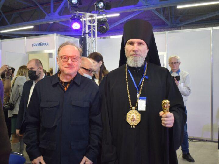 Епископ Новокузнецкий и Таштагольский Владимир посетил первый Международный конгресс коллекционеров