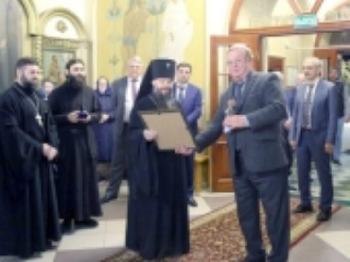 В Махачкале откроется региональное отделение Императорского православного палестинского общества