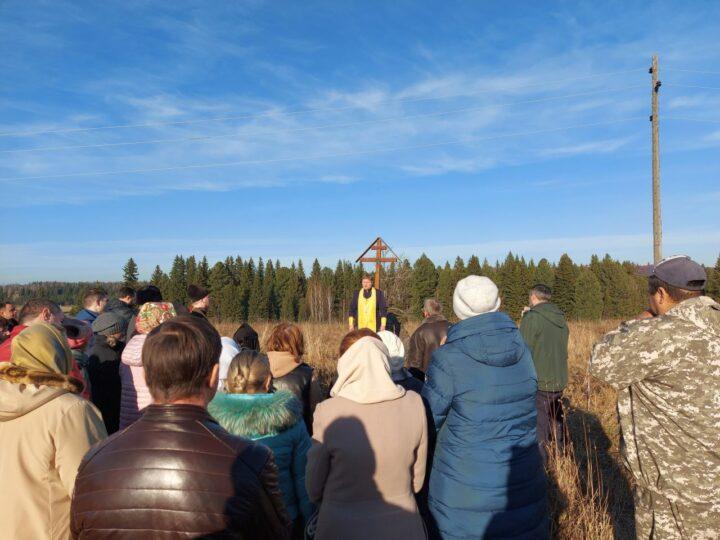 В день памяти святителей Московских Алексея и Макария (Невского) состоялся крестный ход в Кучум