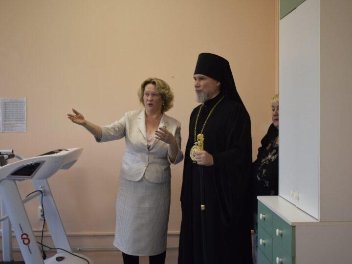 В Калтане прошёл очередной этап благотворительной программы «Вера и милосердие»
